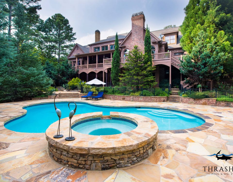 Atlanta Pool Builders